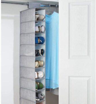 organizador calzado armario